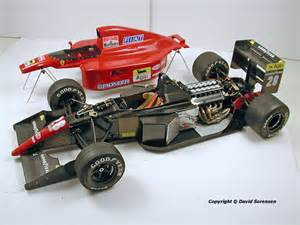 Tamiya F1 643 F1 Grand Prix Modelers Association
