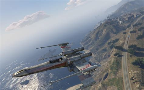 Hoodie Abu Grand The Ftauto5 01 xwing hydra hybrid gta5 mods
