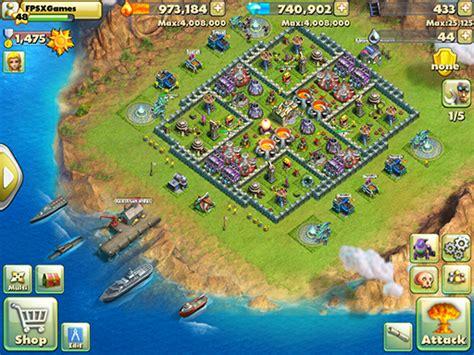 mod game boom beach battle beach is a ios game like boom beach