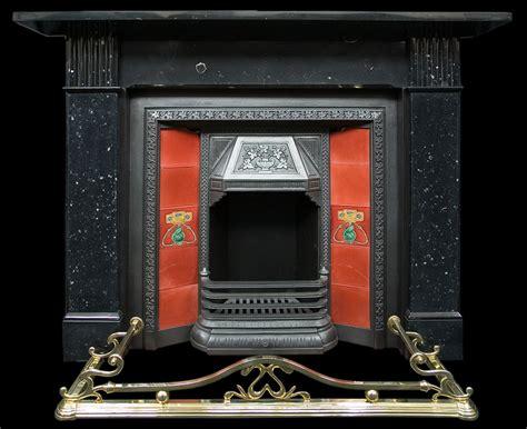Black Marble Fireplace Surround Black Marble Surround