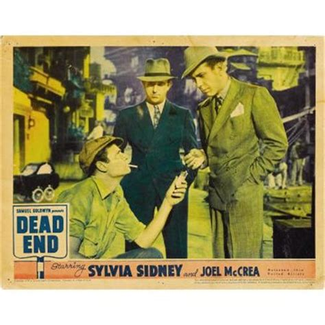 United Artists Gift Card - dead end united artists 1937 lobby cards 2