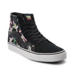 vans sk8 hi toy story buzz lightyear skate shoe