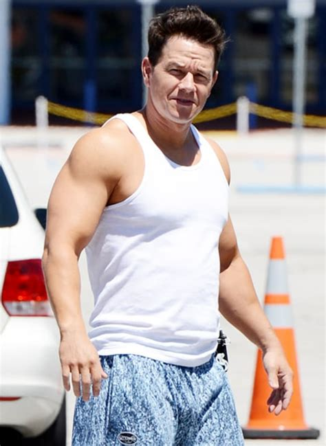 matt walberg wahlberg isn t taking steroids for beefed up look in