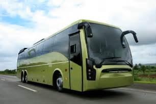 Volvo Buses Business Best Luxury In India