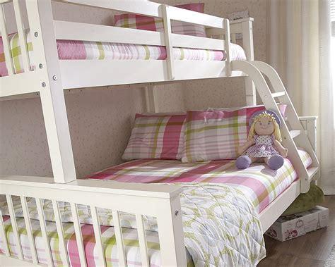 Trio Bunk Bed Novaro Trio Bunk Bed