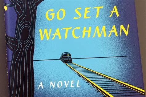 Go Set A Watchman book review go set a watchman by amreading