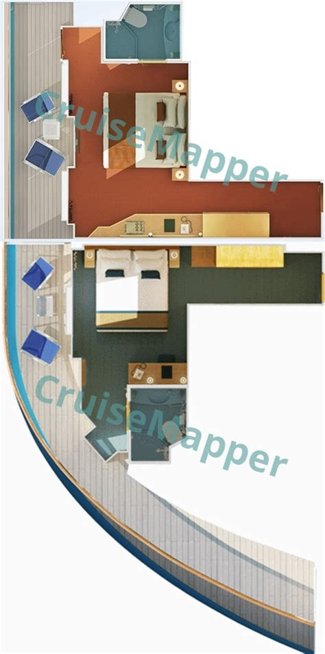 carnival cruise suites floor plan carnival vista cabins and suites cruisemapper