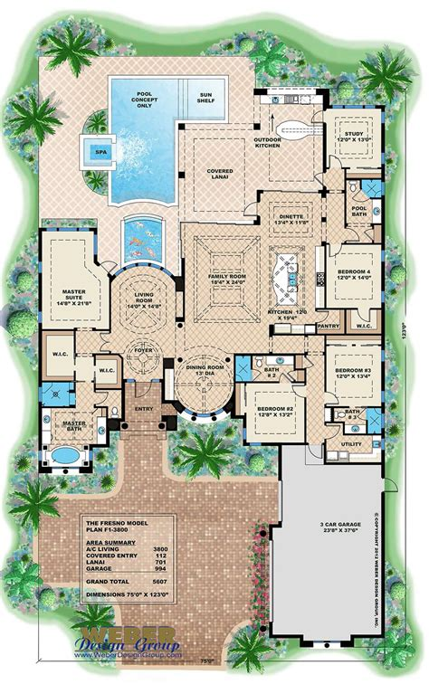 weber design group home plans seascape house plan weber design group