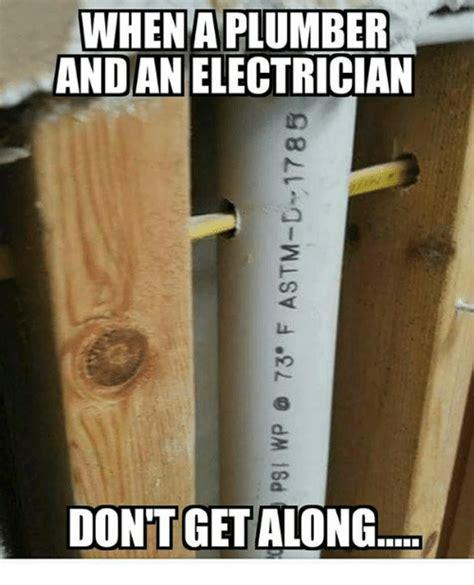 Plumbers Meme