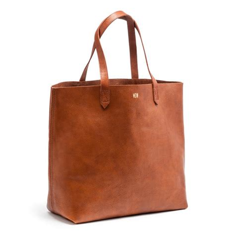 transport tote madewell