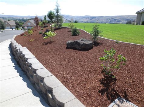Landscape Design Yakima Landscape Desings Sealah Yakima Wa
