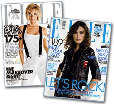 Hearts Brits Keira Knightley And Beckham Score Jan 08 Covers fashion style december 2007