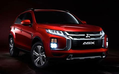 mitsubishi asx 2020 test drive 2020 mitsubishi asx facelift