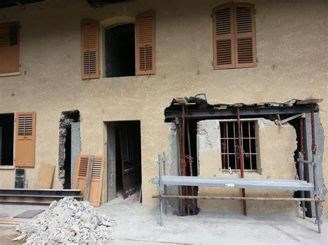 Mettre Un Ipn by Renovation D Une Ferme A Gilly Sur Is 232 Re 73 Ouverture