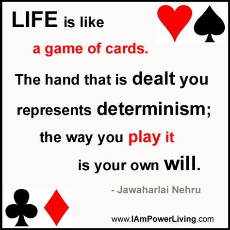 Your Gift Card - play your cards power living today