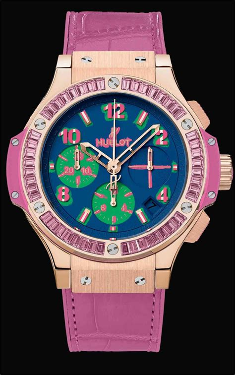 Cool Buy by Pink Hublot Watches Bloomwatches
