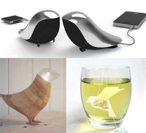 12 beautiful birds inspired products design swan