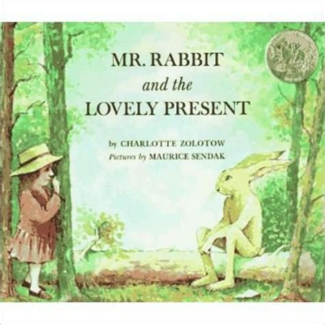 libro mr rabbit and the mr rabbit and the lovely present by charlotte zolotow maurice sendak hardcover barnes