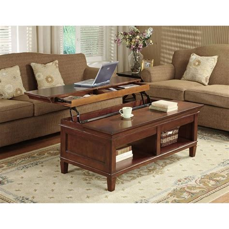 modern lift top coffee table woodworking projects plans
