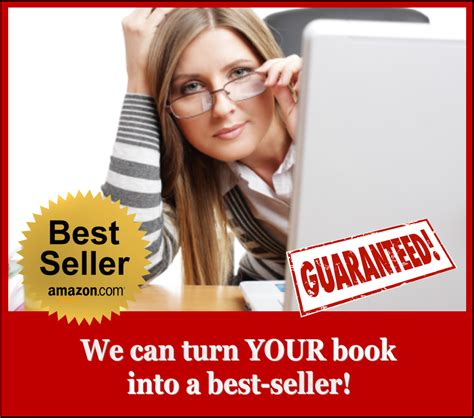 best seller authors guaranteed to make you an author