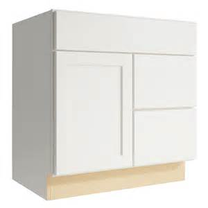 Lowes Vanity Hinges Shop Kraftmaid Momentum Paxton Cotton Bathroom Vanity At