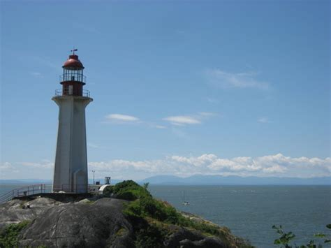 lighthouse park west vancouver british columbia