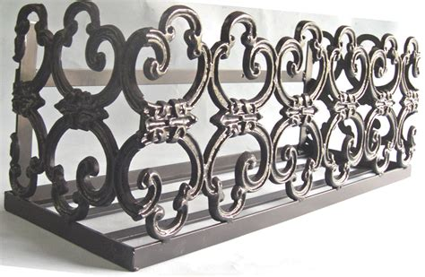 Wrought Iron Window Boxes Planters by Window Boxes