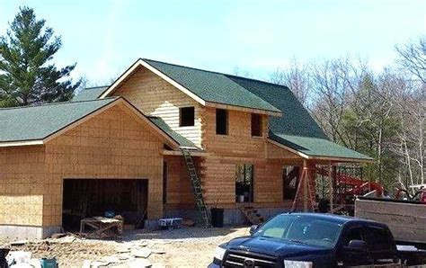 Rhode Island Cing Cabins by Installation Of Windows And Doors Rhode Island Log Home
