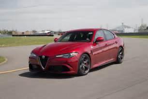 Quadrifoglio Alfa Romeo 2017 Alfa Romeo Giulia Quadrifoglio One Week Review