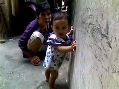 Kereta Bayi Belajar Jalan mutia anak bayi lucu cantik belajar jalan baby