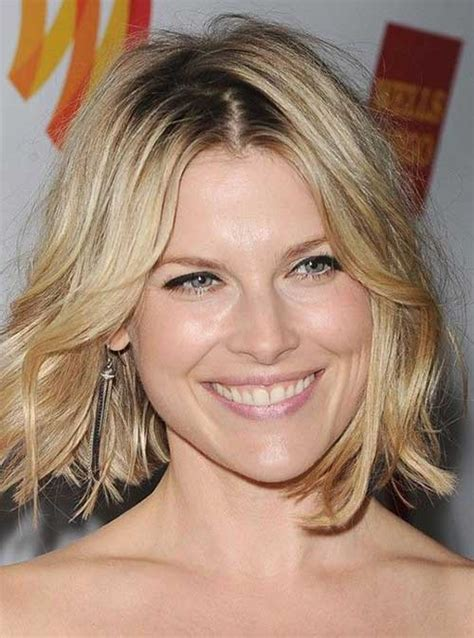 hair cuts for slightly wavy hair 15 short hairstyles for thin wavy hair short hairstyles
