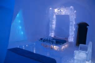quebec city hotel de glace ice hotel amp disney unveil
