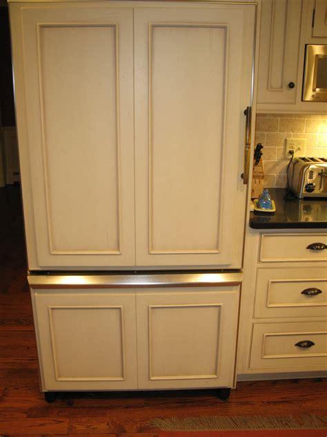 Custom Size Refrigerator Cleaning Refrigerator Door Handles The Homy Design