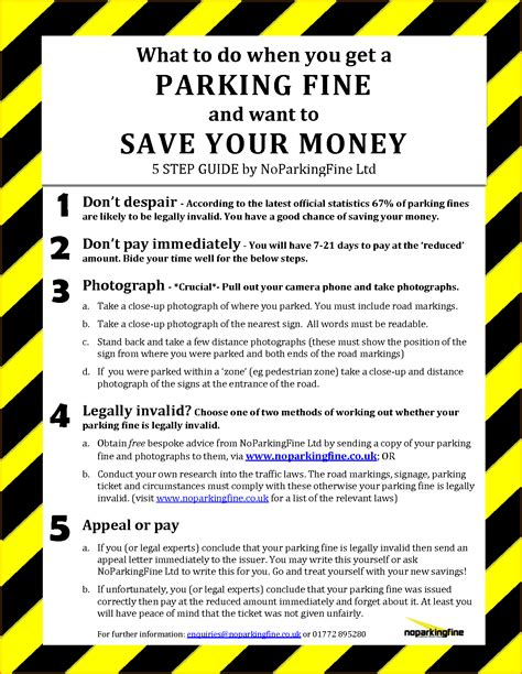 12 parking ticket templates loan application form
