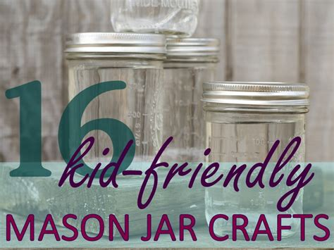 jar crafts for 16 upcycled jar crafts and projects that are kid