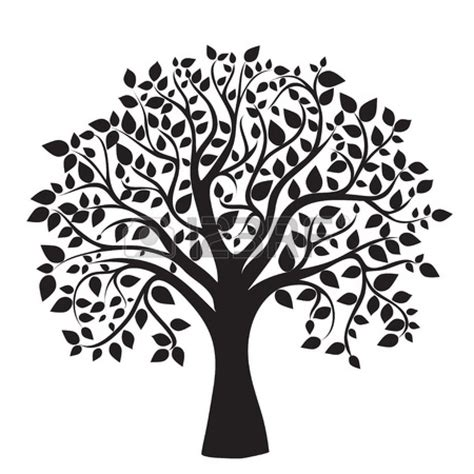 Narra Silver Simplicity clipart trees black and white free clipartdeck clip arts for free trees