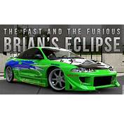 Forza 5 Fast &amp Furious Car Build  Brians Eclipse YouTube
