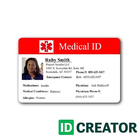sle of id card template 17 best images about healthcare hospital badge on