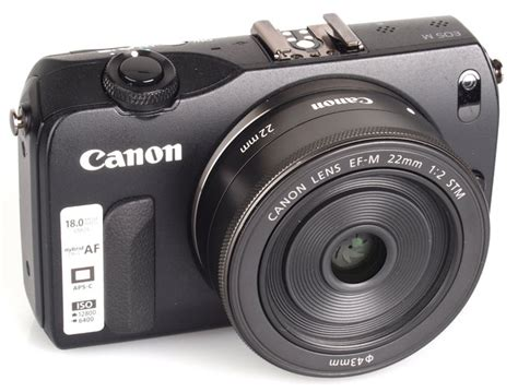 canon m canon eos m mirrorless review