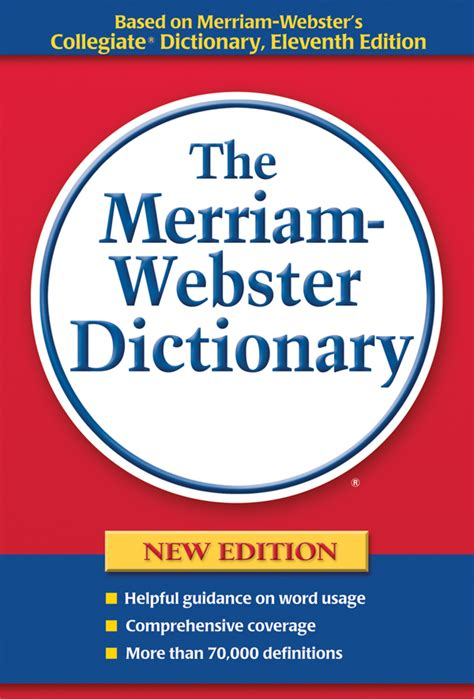 shop for merriam webster dictionaries dictionary and thesaurus and reference sets