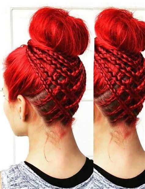braided hairstyles red hair 100 fotos de cabelos vermelhos para cada tipo e tom de pele