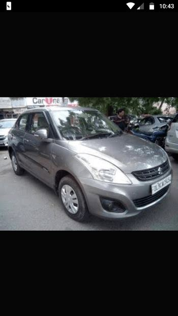 maruti dzire second used maruti suzuki dzire cars in new delhi second