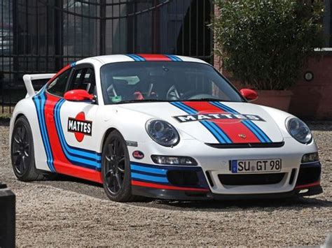 porsche racing colors martini colours on a shaft modded gt3 porsche lover