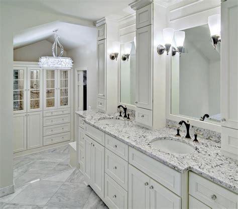 white ice granite bathroom the beauty of white ice granite