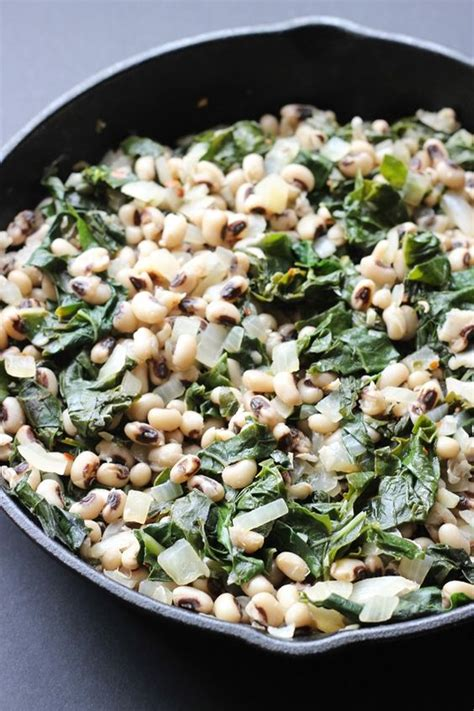 traditional black eyed peas recipe new years black eyed peas and greens recipe