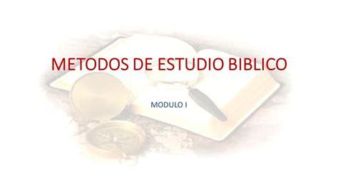 estudio b blico de 1 samuel 1 28 escuela biblica top trending m 201 todos de estudio b 205 blico lecci 211 n 1 quot mi estudio personal