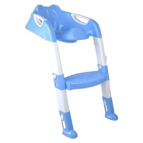 Toddler With Stool by Toilet Potty Trainer Seat Chair Toddler With Ladder