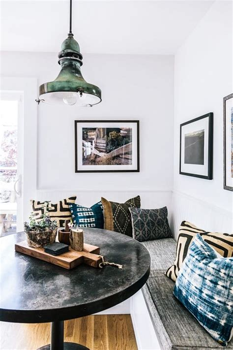 coziest banquette seating ideas   home digsdigs