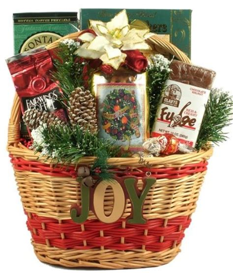 merry christmas  happy  year deluxe christmas gift basket  year gifts mom
