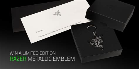 Razer Giveaway Winners - contest over insider giveaway win a razer metallic emblem razer insider forum
